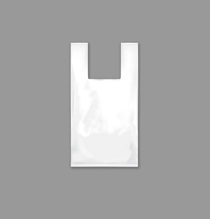 Bolsa tipo camiseta