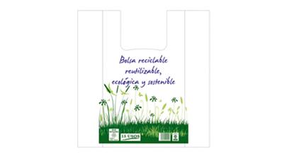 Certificado Bolsa Reutilizable